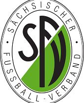 Sächsischer Fußball Verband Logo klein